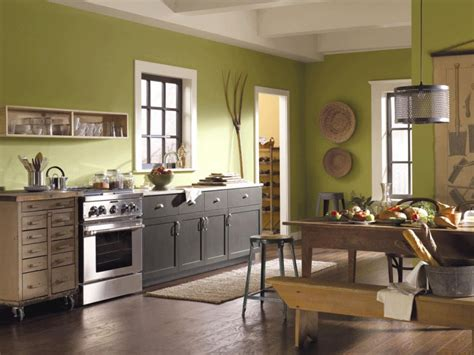 kitchen painting ideas pictures green kitchen paint colors pictures ideas from hgtv hgtv