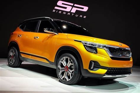Signature Kia by Kia Sp Suv To Be Revealed In India On June 20 2019