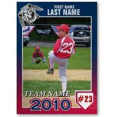 Sports Trading Card Templet Craft Ideas Baseball Trading Card Photoshop Template By Gobluskydesign
