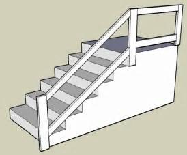 Comment Faire Une Re D Escalier En Corde by Fabriquer Petite Re Escalier Forum Menuiseries