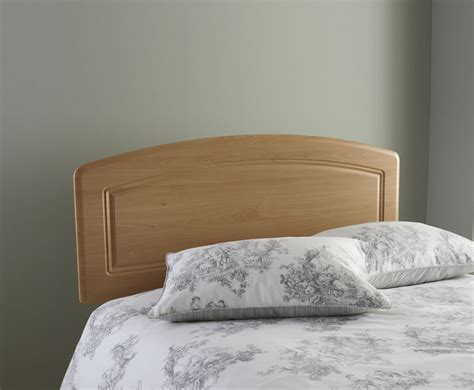 Uk King Size Headboards by Belmont 5ft Beech Headboard Special Offer