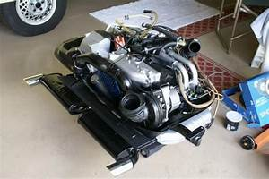 On The Floor And Ready To Go 2 0 L Vanagon Engine