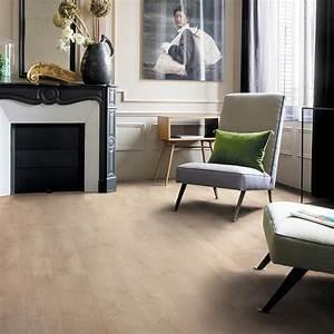 Quick Step Livyn : pearl oak beige bacp40131 quick step livyn luxury vinyl ~ Melissatoandfro.com Idées de Décoration