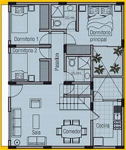 plano de vivienda de 8m x 10m planos de casas gratis y With exemple de maison neuve 12 plan maison 10m x 8m