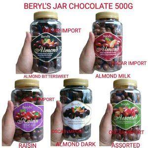 jual beryls jar chocolate  beryls coklat malaysia
