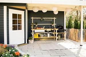 Küchen Selber Bauen : outdoor k che aus holz bauen tipps zur planung obi ~ Watch28wear.com Haus und Dekorationen