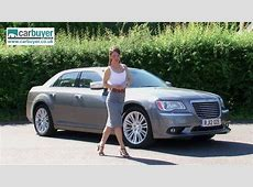 Chrysler 300C saloon review CarBuyer YouTube