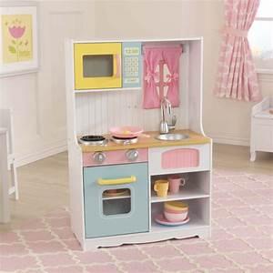 Cuisine En Bois Enfant Pas Cher : jouets des bois cuisine en bois pastel country 53354 kidkraft jouet en bois ~ Teatrodelosmanantiales.com Idées de Décoration