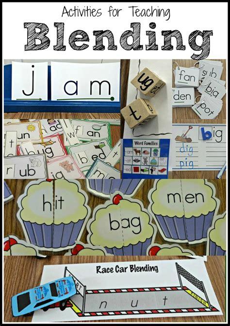 teaching students to blend words make take teach
