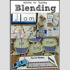 Teaching Students To Blend Words  Make Take & Teach