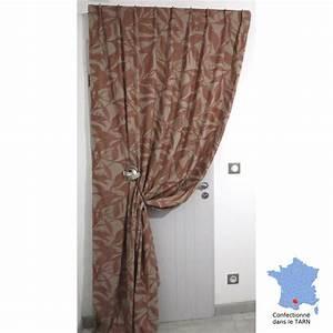 Rideaux Ruflette Pret Poser : rideaux ruflette isolant thermique pour tringle porti re ~ Teatrodelosmanantiales.com Idées de Décoration