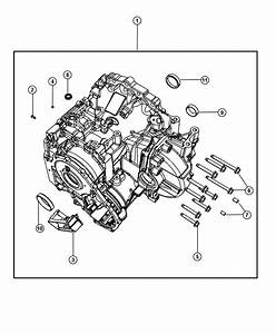 Chrysler Town  U0026 Country Plug  Transmission Case  Left And Right Pressure Passage