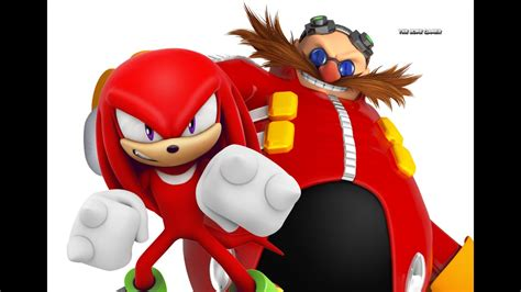 times dr eggman tricked knuckles youtube