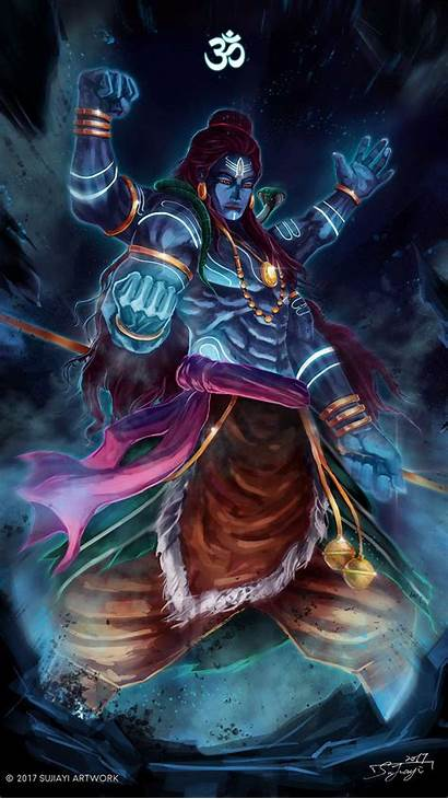 Shiva Lord Iphone Artistic Iphones Wallpapers Resolution