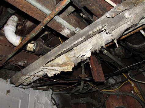 asbestos  homes structure tech home inspections