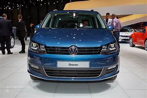 Volkswagen Sharan : live photos 2015 vw sharan facelift gets new engines carplay and led taillights autoevolution ~ Gottalentnigeria.com Avis de Voitures