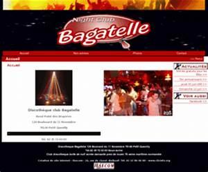 Boite De Nuit Rouen : discotheque discotheque bagatelle petit ~ Dailycaller-alerts.com Idées de Décoration