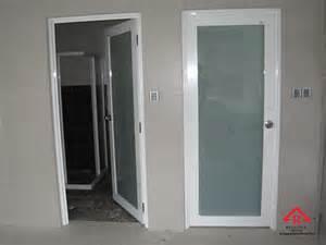 Toilet Glass Door