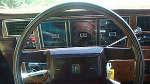 Sell Used 1985 Lincoln Town Car Signature Series  Very