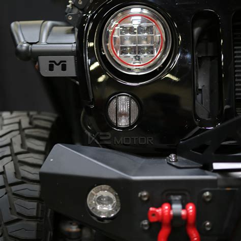 jeep wrangler light covers 2007 2015 jeep wrangler jk corner light guard covers