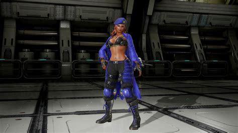 tekken  customize  characters  create overwatch