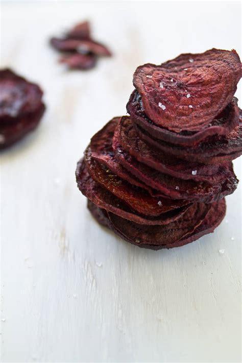 cuisiner les betteraves chips de betterave guide astuces