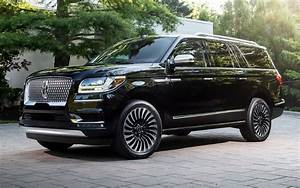 2018 Lincoln Navigator L - Wallpapers and HD Images Car