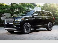 Lincoln Navigator L 2018 Wallpapers and HD Images Car