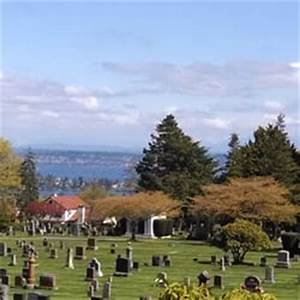 Lake View Cemetery - Capitol Hill - Seattle, WA, United ...