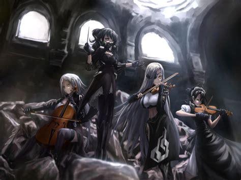 girls frontline characters wallpaper hd anime