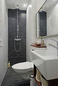 Decoration De Salle De Bain : salle de bain avec douche italienne en quelques id es d co ~ Teatrodelosmanantiales.com Idées de Décoration