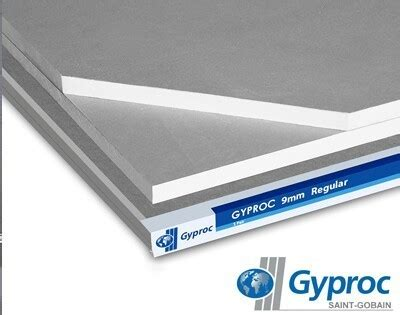 Plaster Ceiling Board by Gyproc Gobain Gypsum Board At Rs 340
