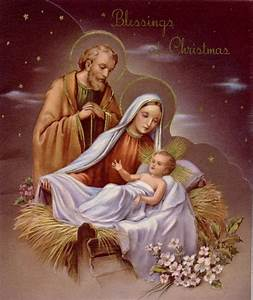 Their First Christmas — Christmas Mass at Midnight ...