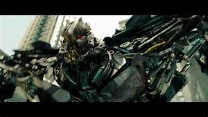 Transformers Dark of the Moon: End of Starscream HD - YouTube