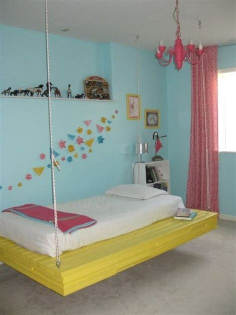 Best 25+ Suspended Bed Ideas On Pinterest  Tropical Kids