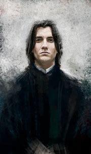 Severus Snape by MarinaMichkina on DeviantArt # ...