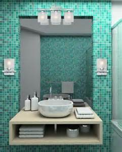 rich teal is a beautiful color for bathroom decor