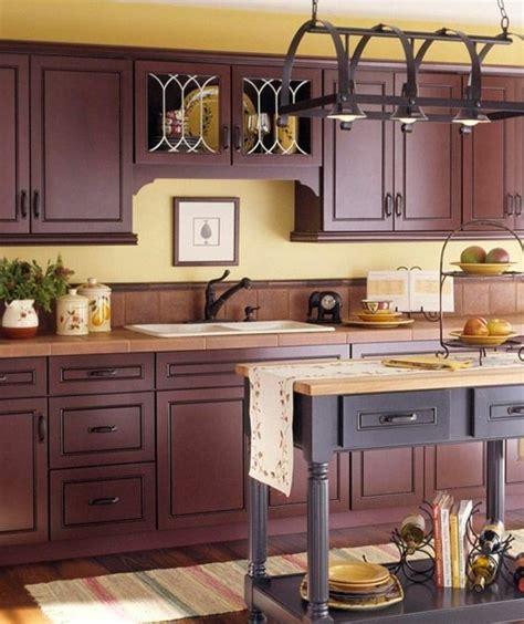peinture pour cuisine rustique couleur peinture cuisine 66 idées fantastiques