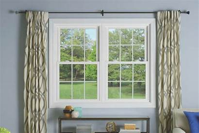 Hung Double Windows Styles Grid Champion Colonial
