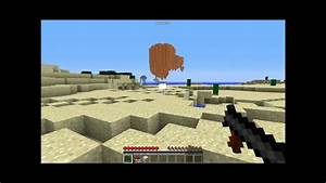 Minecraft How To Make A Bazooka More Explosives Mod