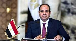Egyptian's President, Sisi Wins Election With Landslide ...