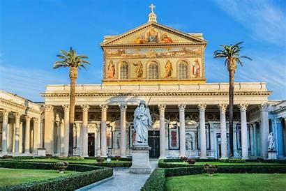 Paul Basilica Outside Walls Rome St Saint
