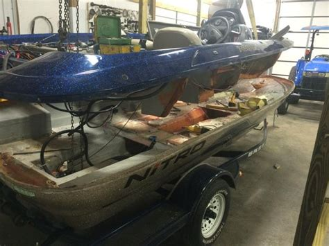 Nitro Boat Transom Problems by Chicago Fishing Reports Chicago Fishing Forums View