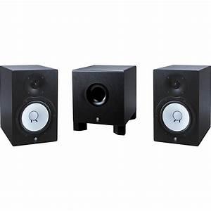 Yamaha Hs 80 : yamaha hs 80m hs 10w 2 1 powered monitor package music123 ~ Jslefanu.com Haus und Dekorationen