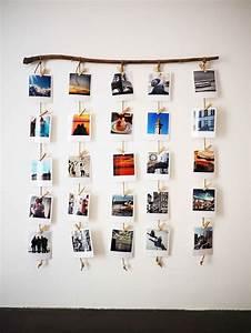 Idee Deco Photo : les 25 meilleures id es concernant accrocher des photos sur pinterest accrocher les photos ~ Preciouscoupons.com Idées de Décoration