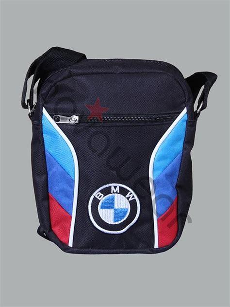 bmw sport embroidered shoulder bag bmw  shirts bmw