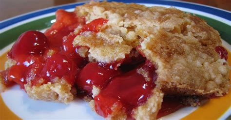 carries cooking  recipes cherry dump cake