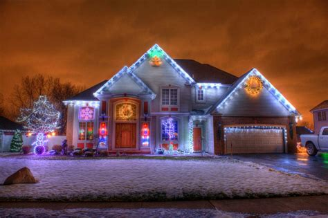 christmas lights in rochester new york by james montanus