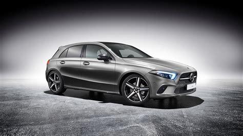 Mercedes A Class 4k Wallpapers by 2018 Mercedes A Klasse Sport Accessories 4k Wallpaper