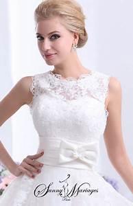 robe de marie dentelle et manche robe de mariee courte With robe de marie dentelle